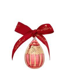 View the Regal Egg Glass Decoration
