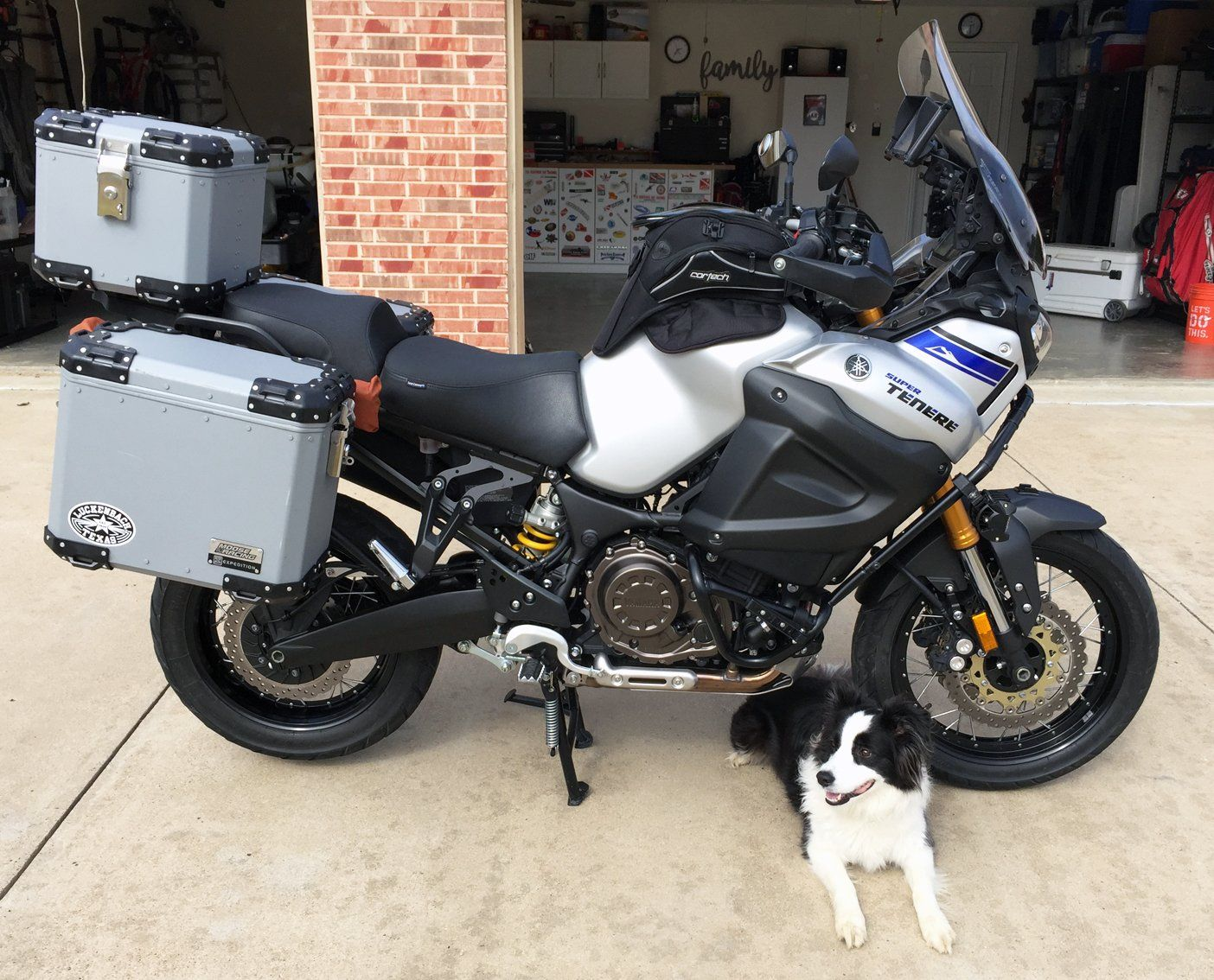 Yamaha super tenere 2020