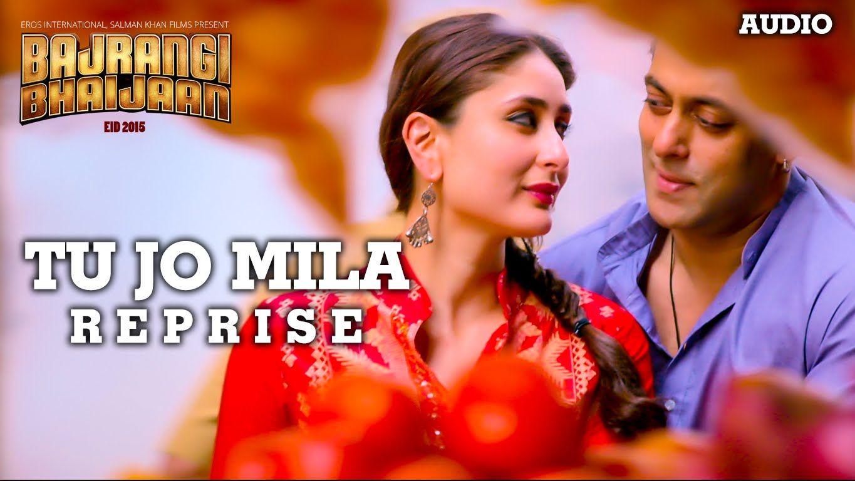 'Tu Jo Mila (Reprise)' Full AUDIO Song   Papon   Salman ...