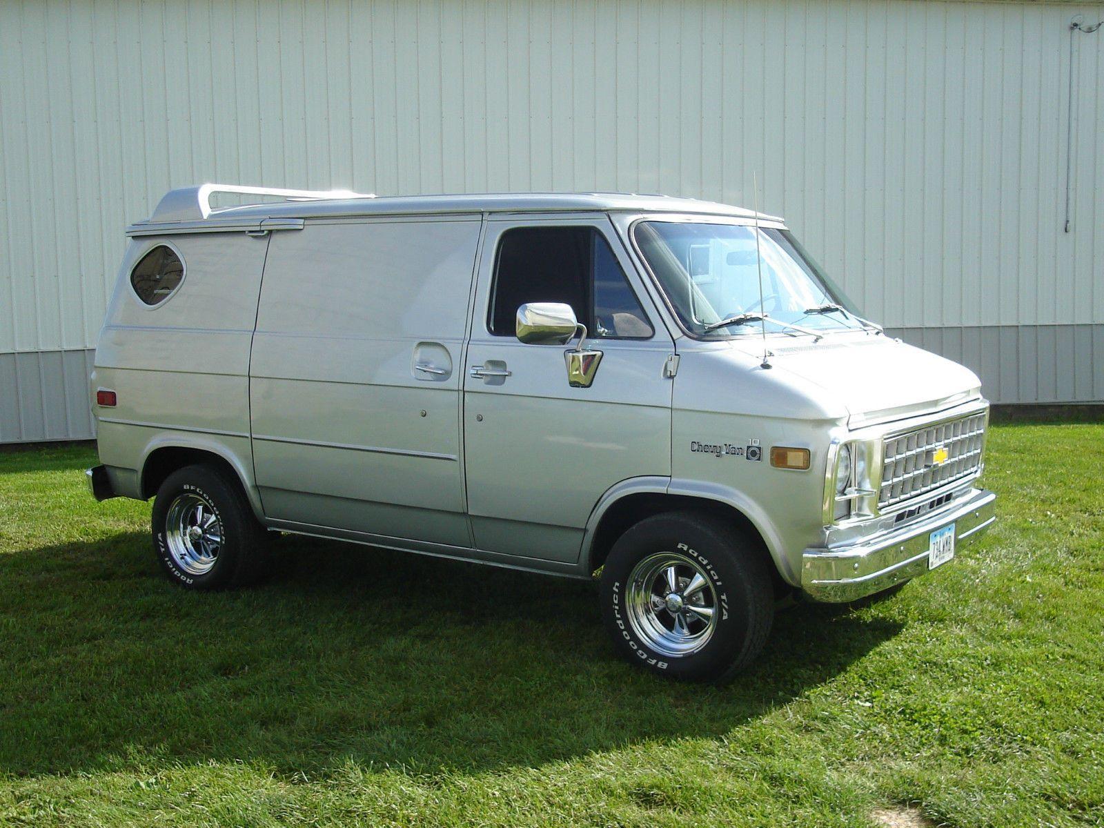 1982 Chevrolet G20 Van Maintenance  Restoration Of Old
