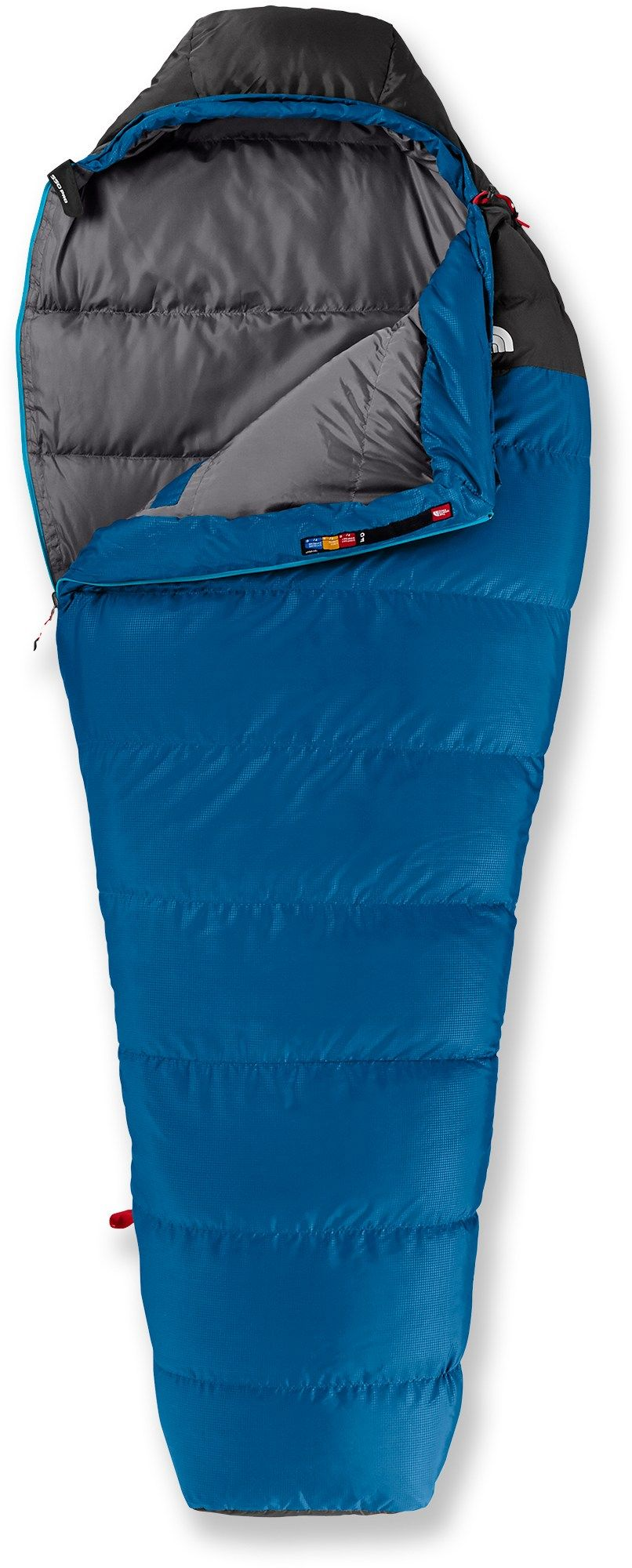 The North Face Furnace 20 Sleeping Bag 179 Note May Get Cold At 30 Degrees Doesn T Quite Reach Compression Sack For This