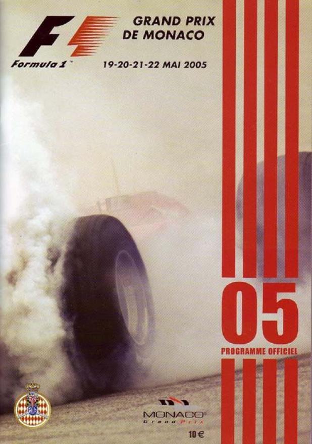 #Monaco #GrandPrix #FrenchRiviera 2005 #www.frenchriviera.com #autoracingevents #auto #racing #events