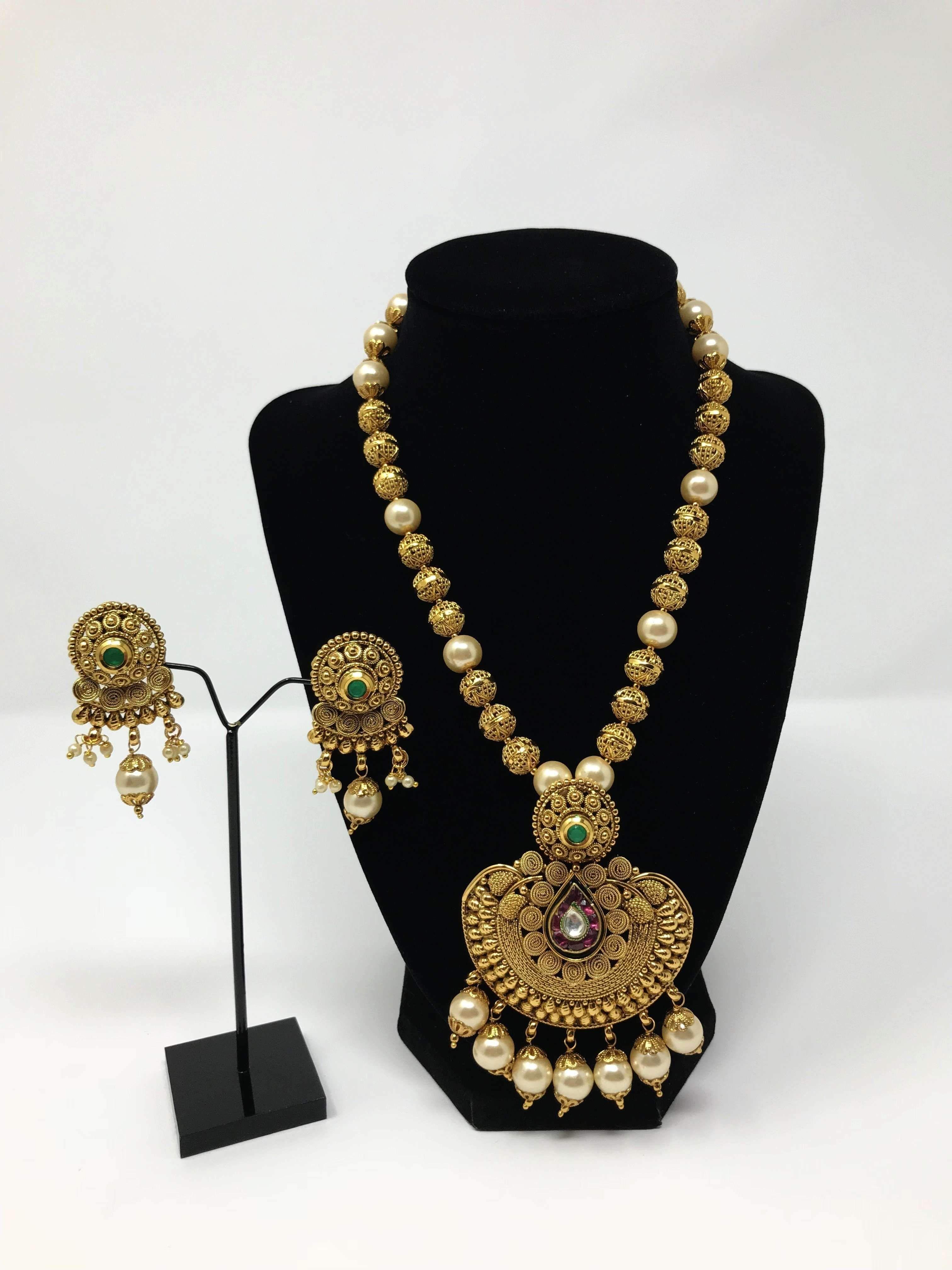 Indian mala set indian jewelry pinterest indian jewelry