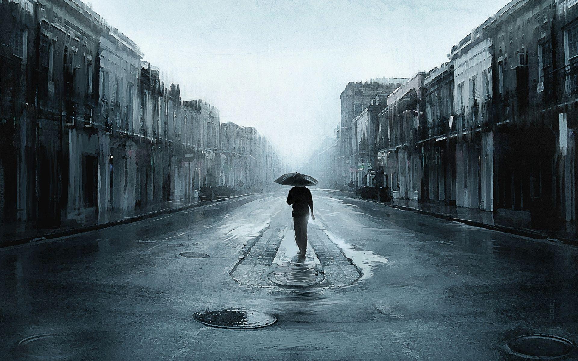 Heavy Rain Wallpapers Wallpaper