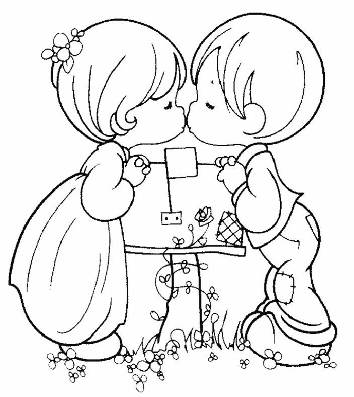 Cute Drawing For Your Boyfriend Love Coloring Pages Precious Moments Coloring Pages Valentine Coloring Pages