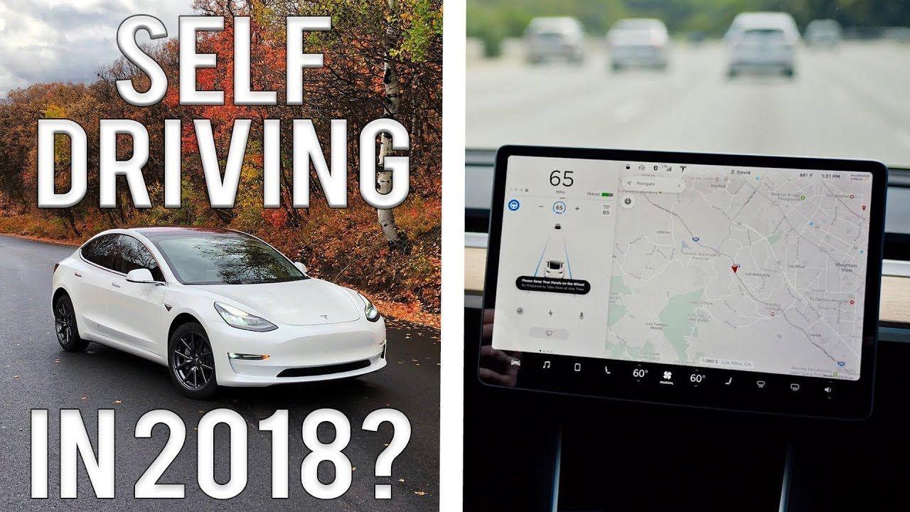 Tesla Autopilot Tesla Self Driving Tesla Model