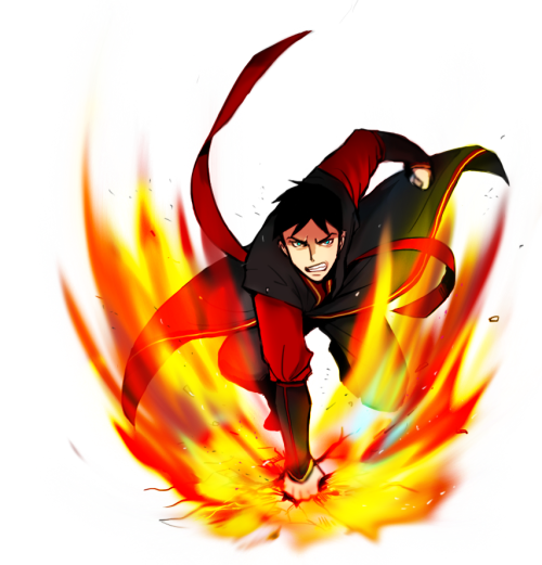 Untitled — occto13: Conner firebender version.. PERFECT