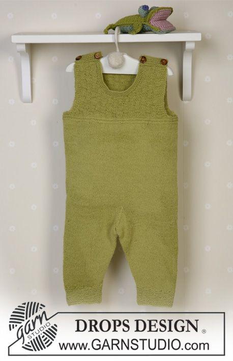 Photo of Green Leaf / DROPS Baby 14-3 – Kostenlose Strickanleitungen