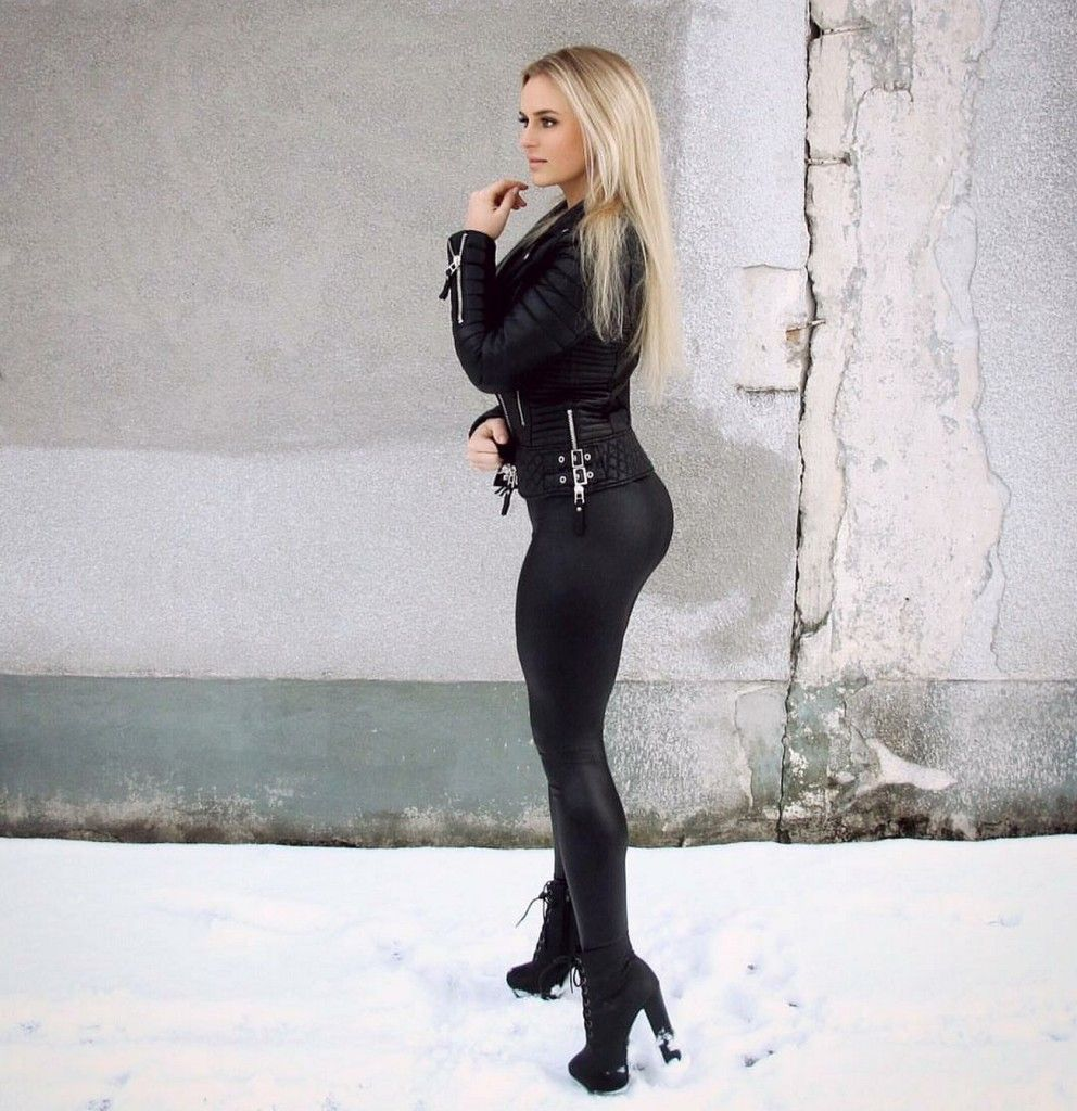 Anna Nystrom Wallpapers Anna Nystrom Leggings Sexy Yoga Pants