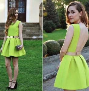 instagram vestidos cortos 2015 - Buscar con Google
