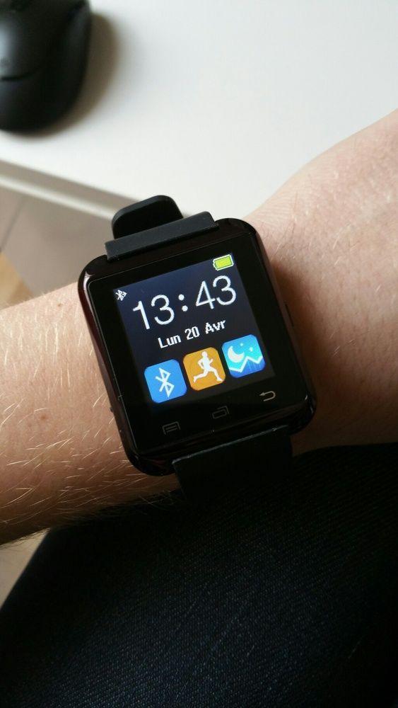 New U8 Bluetooth Smart Watch Phone Mate For Smart Phones