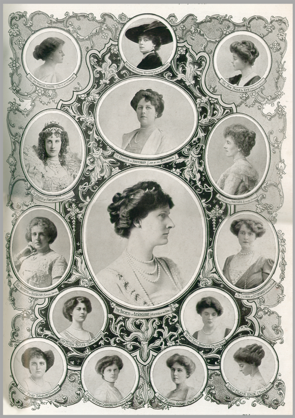 Jewel History: The Peeresses at the Coronation (1911) | The Court Jeweller