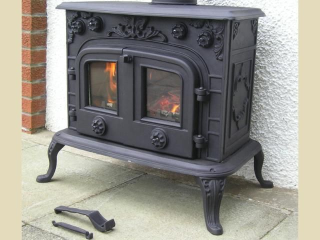 Glass For Your Wood Burning Stove