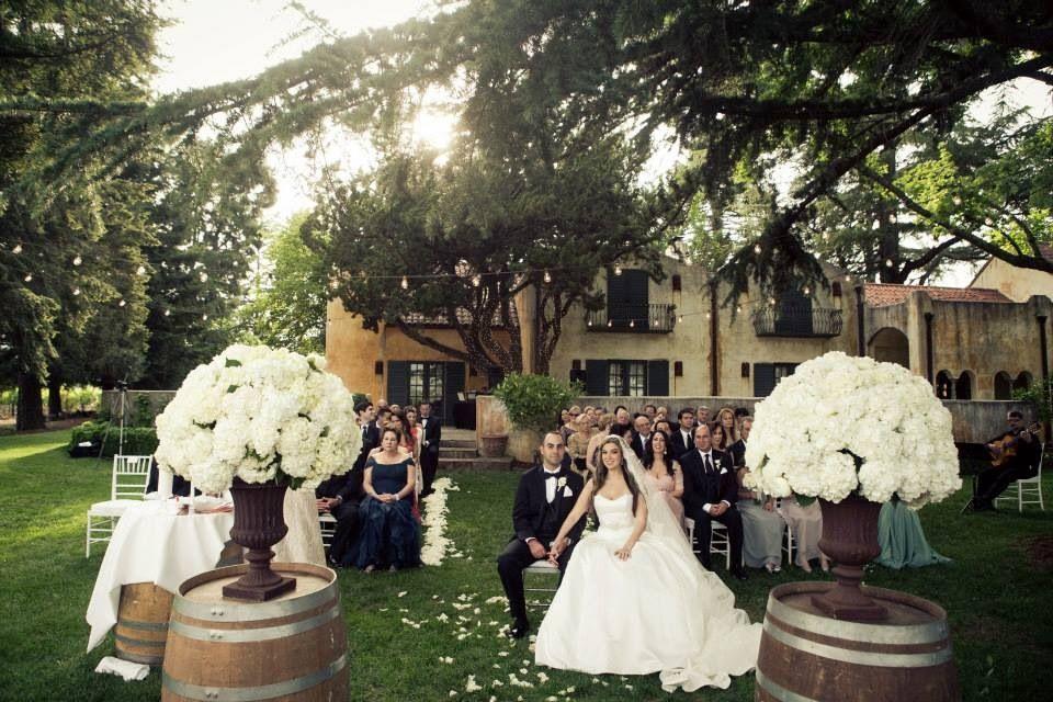 Andretti Winery Napa Wedding