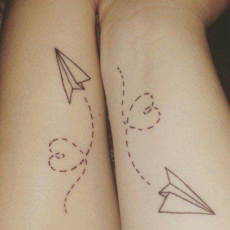 25 formas de irmãs eternizarem o seu amor através de tatuagens