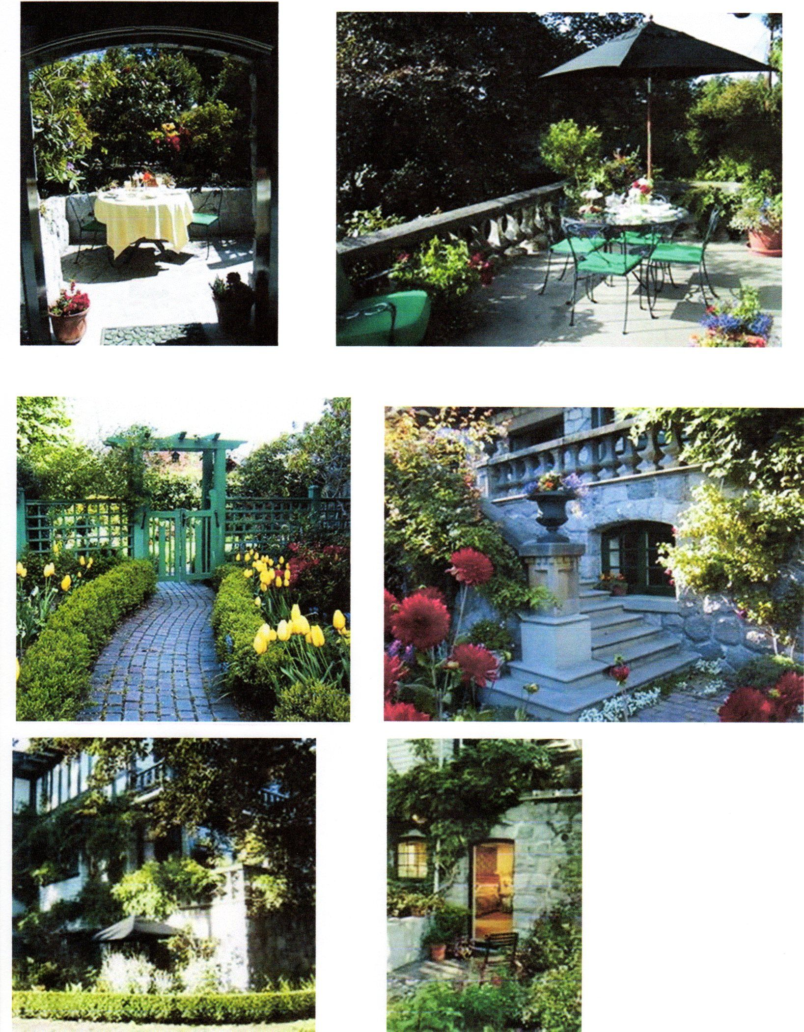 Prior House Bed and Breakfast, Victoria, British Columbia