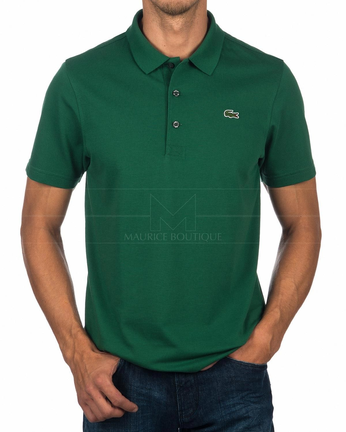 6514630705b8a LACOSTE © Polo Shirt L1230 ✶ Green