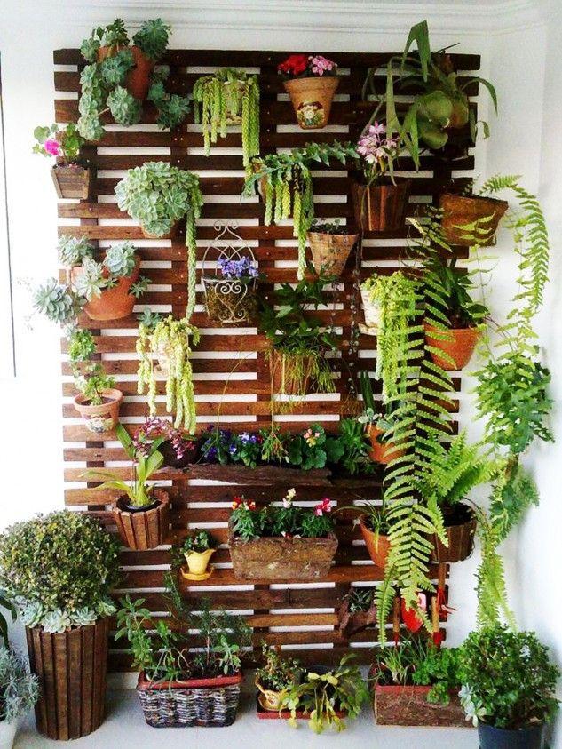 Maximize Your Small Balcony With These Brilliant Space Saving Ideas. Small  Balcony Garden,