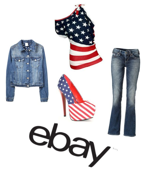 """""""Dress Your Bestie with eBay"""" by katwilkins68 on Polyvore"""