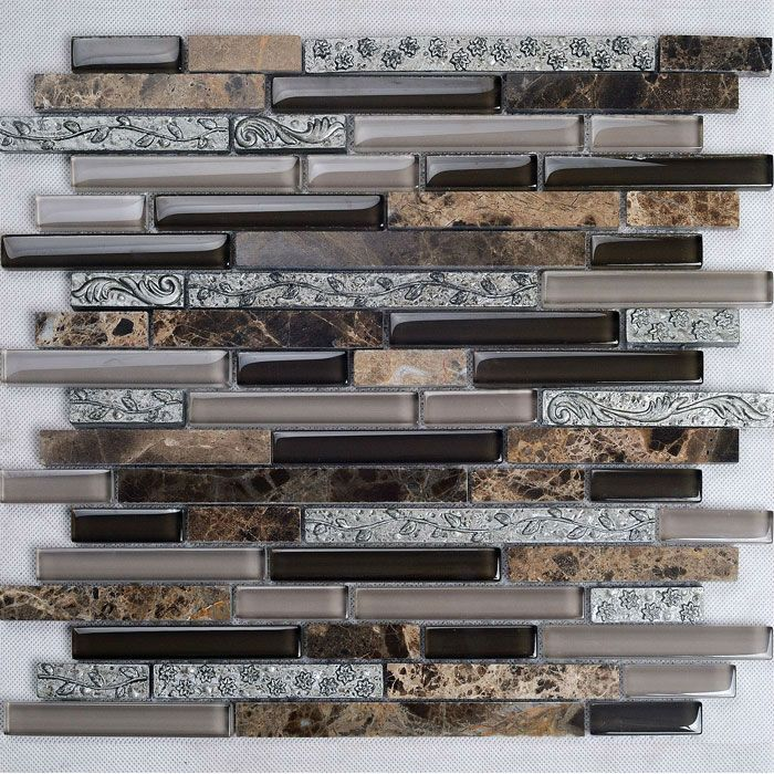 Buy Metal Tile Backsplash Kitchen Design Colors Crystal Glassstone Blend Mosaic Marble Flower Wall Stickers Bathroom Floor Plated From Reliable Pool Tile