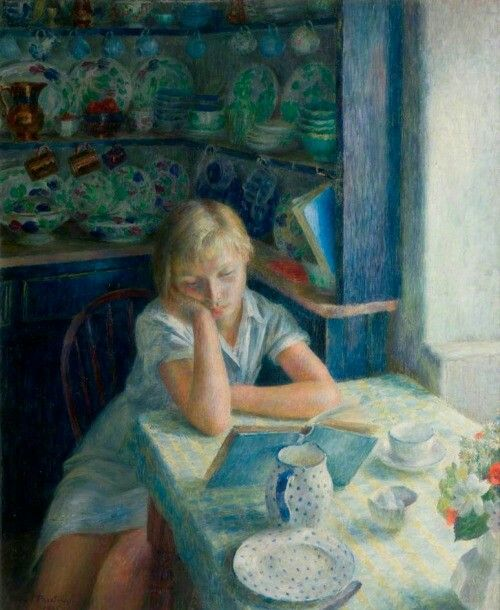 The Quiet Hour - Dod Procter