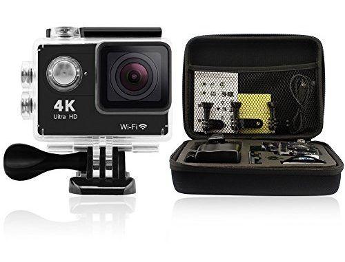 Geekpro Camera Review : Geekpro pro full hd k wifi action camera waterproof diving