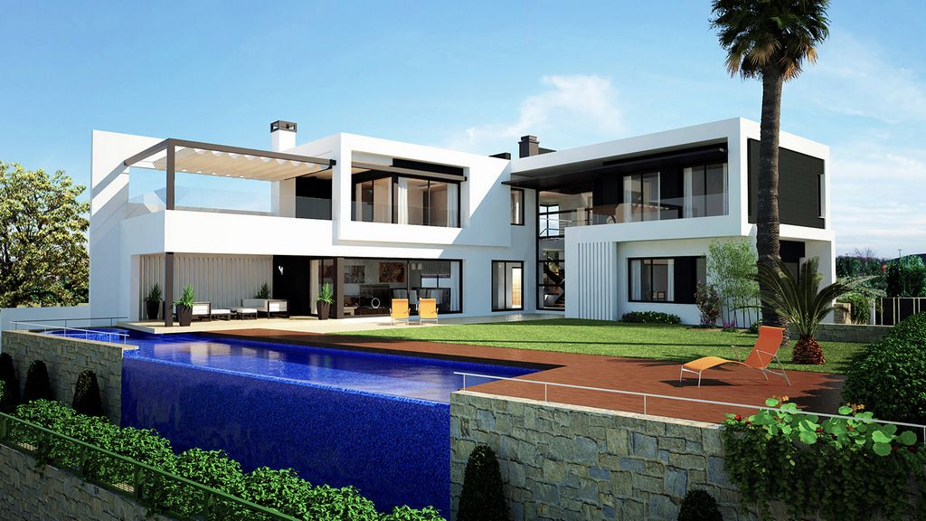 Villa Dubai  Niveau Lux