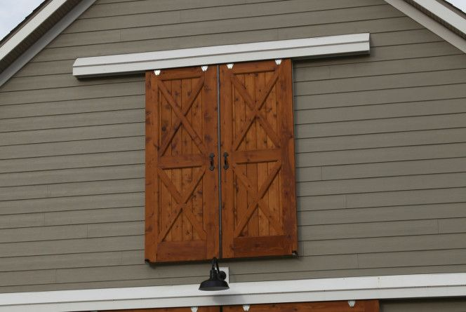 These doors provide easy entry for bringing hay into the barn. & These doors provide easy entry for bringing hay into the barn ... pezcame.com
