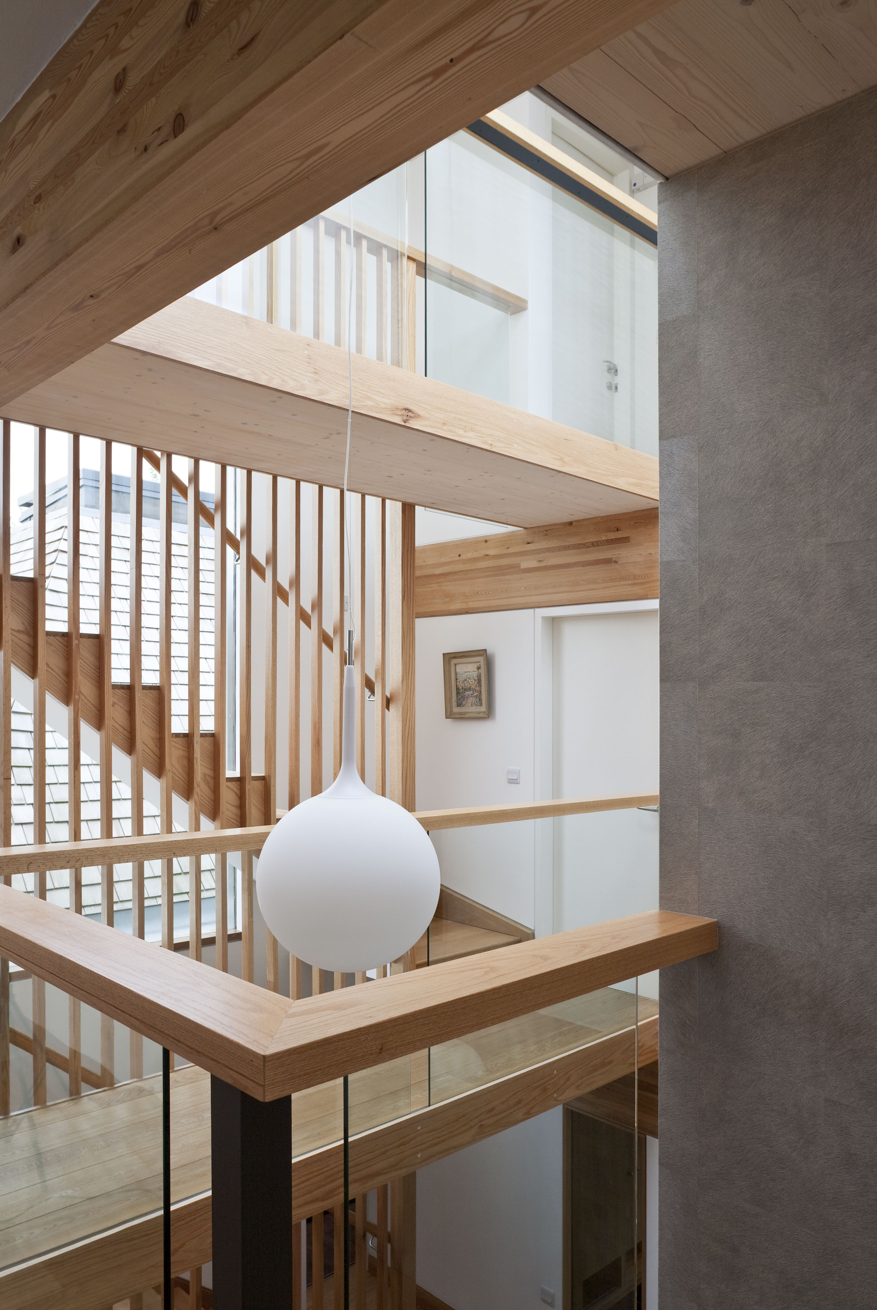 Round Staircases