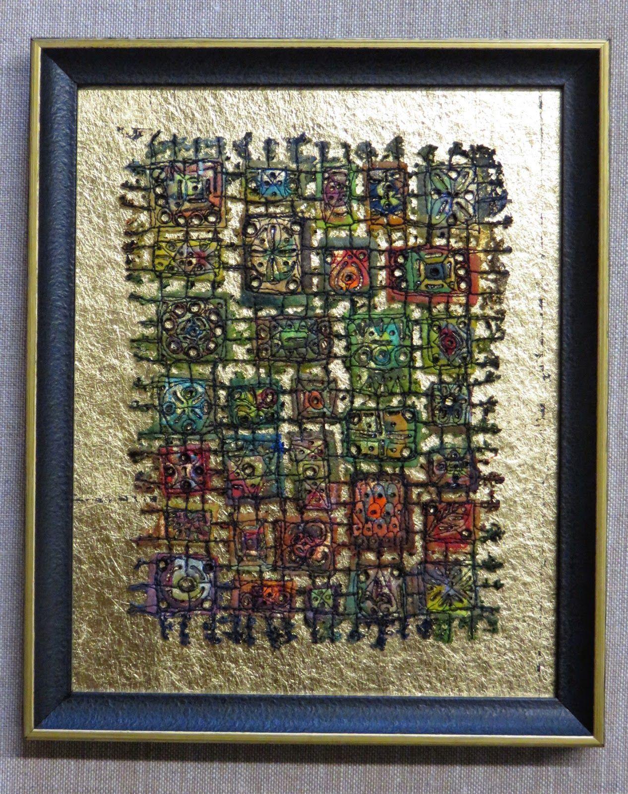 Искусство в Стежках: на золото и другие вещи
