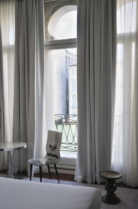 Palazzina G / Design Hotel / Venice / Italy / WINDOW Pinterest - designermobel einrichtung hotel venedig