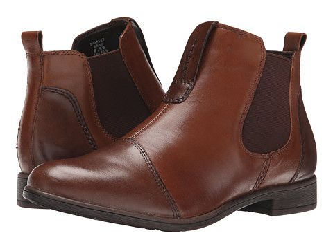 Earth Dorset Bark Calf Leather, Shoes