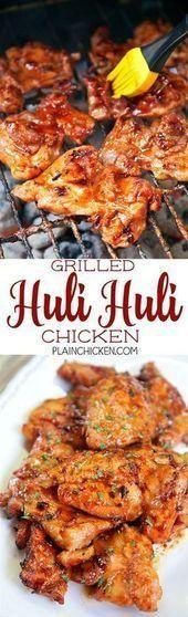 Photo of Grilled Huli Huli Chicken – DANGEROUSly good !!! Chicken leg…