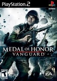Medal Of Honor Vanguard Ps2 Game Medal Of Honor Wii Games Ps2 Games