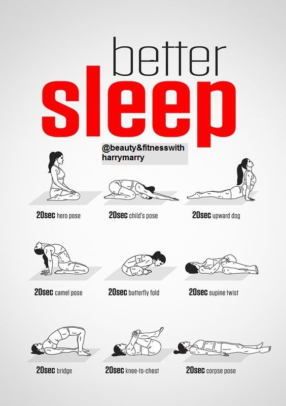 Yoga Steps For Better Sleep Hey All Makes You Feel Happy And Fresh Helps To Improve Your Ci