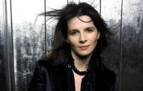 Juliette Binoche March 9