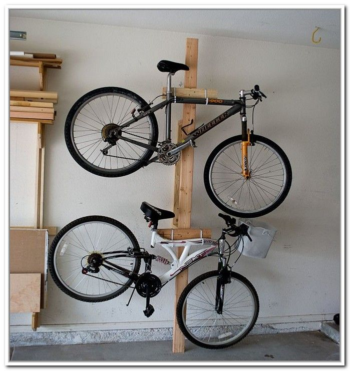 diy bike storage google search garage pinterest. Black Bedroom Furniture Sets. Home Design Ideas