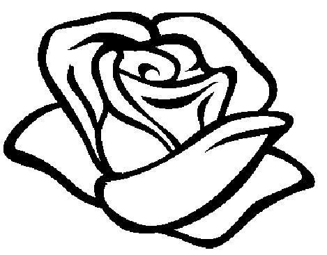 kleurplaat roos kleurplaten roos leren
