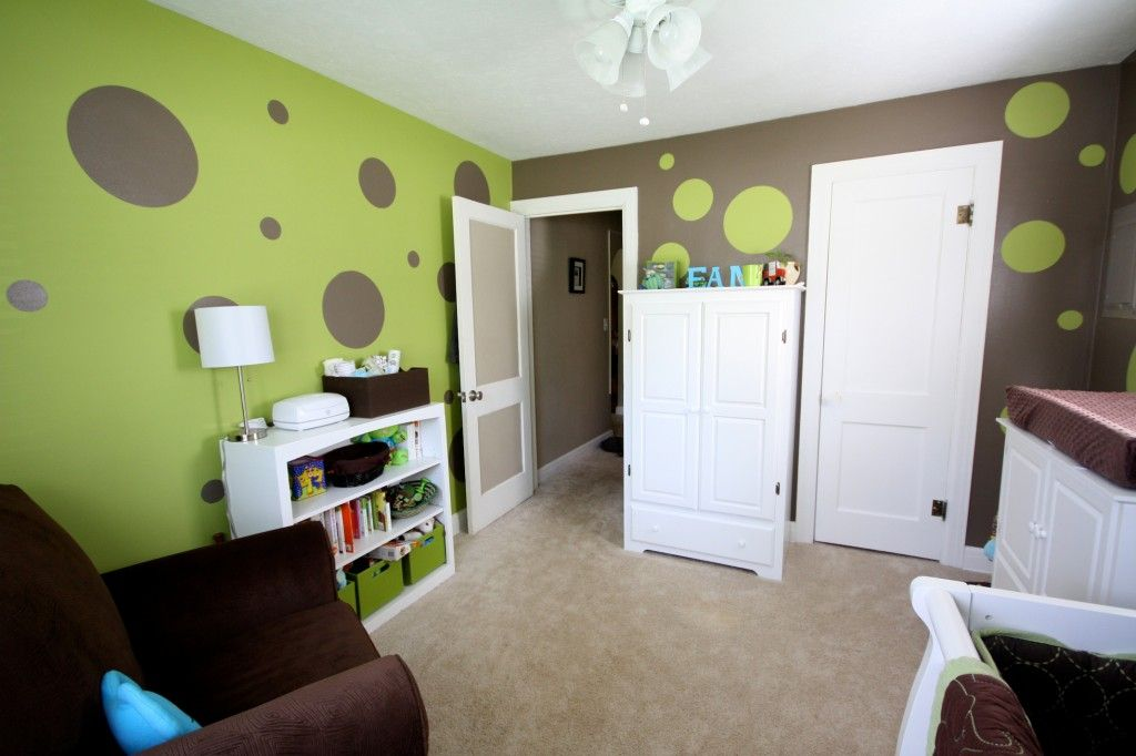 Baby Room Ideas Boys Bedroom Colors Boy Room Paint Green