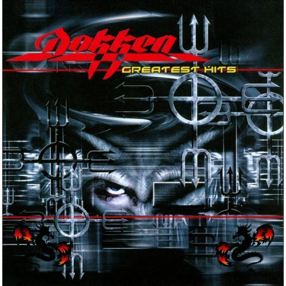 Dokken - Greatest Hits (CD)