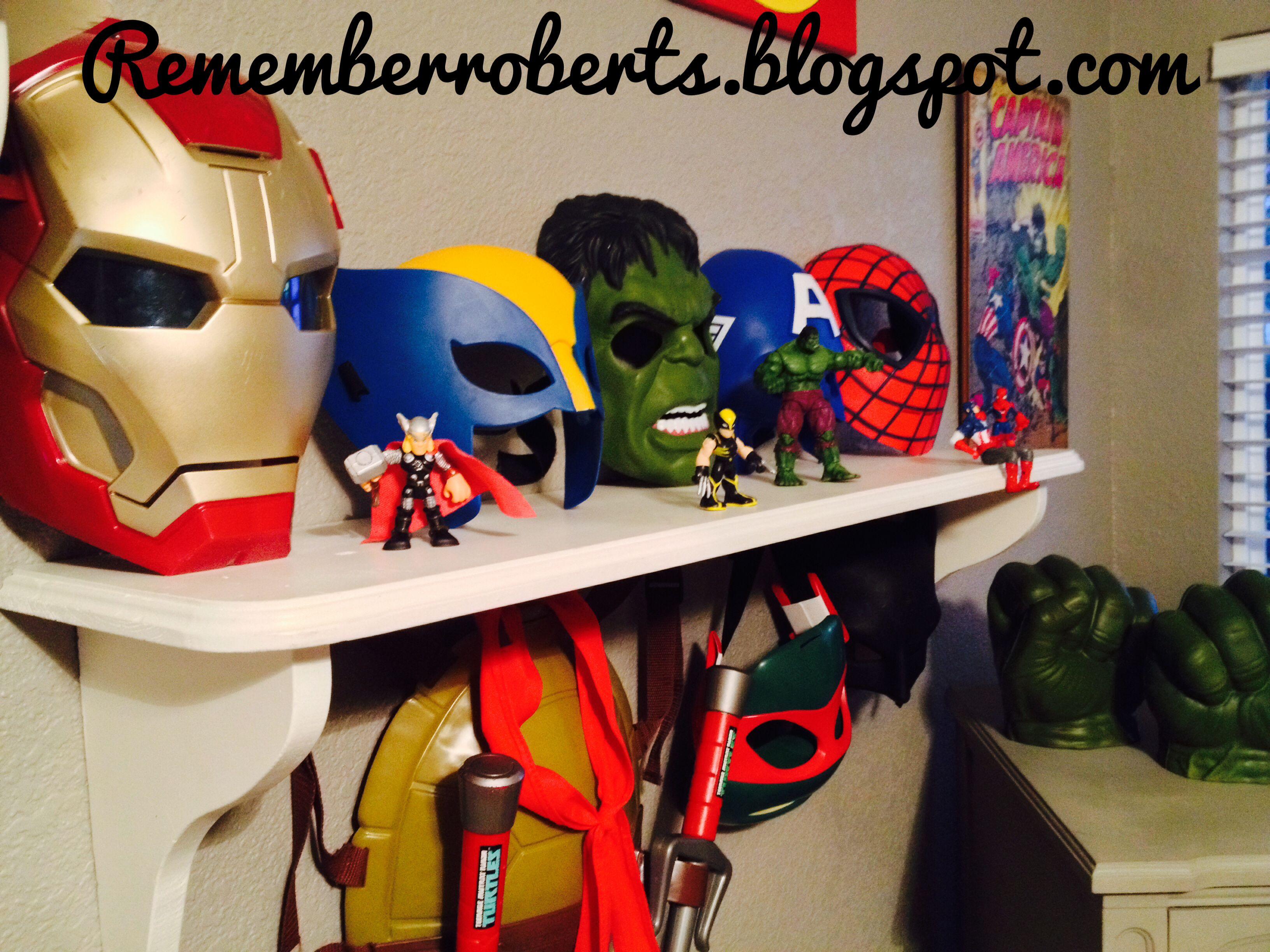Ultimate super hero room deco wael deco chambre chambre enfant et deco chambre enfant - Deco chambre super heros ...