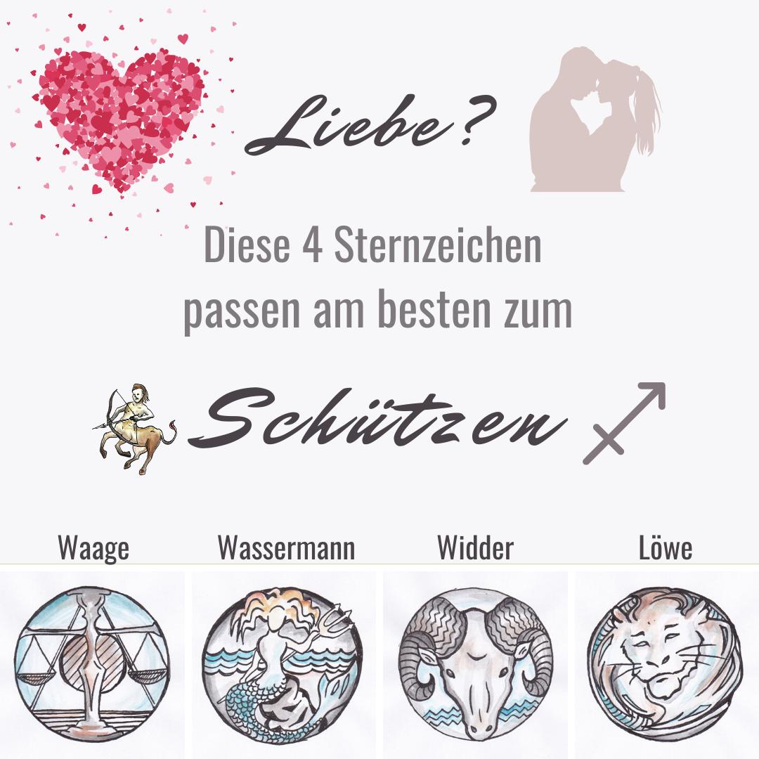 Sternzeichen Schütze Liebe in 2020 | Sternzeichen schütze