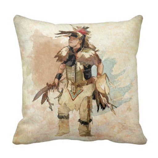Shield Dancer Pillow