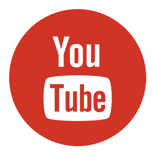 Circle Color Youtube Icon Icon Search Engine Iconfinder Youtube Youtube Views Branding Course