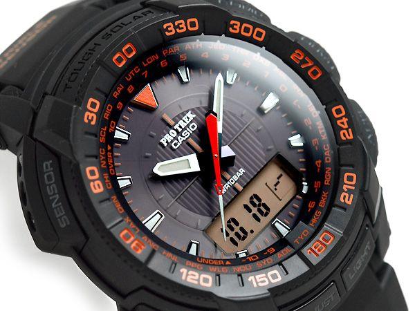 ProTrek PRG-550-1 / 2012 / Casio Watch Archive   ProTrek