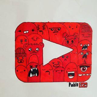 Afbeeldingsresultaat voor vexx doodle monster doodles for Courant artistique