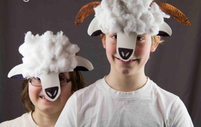 faschingmasken basteln schaffe maedchen junge lustig papier wolle spiele faschingsmasken. Black Bedroom Furniture Sets. Home Design Ideas