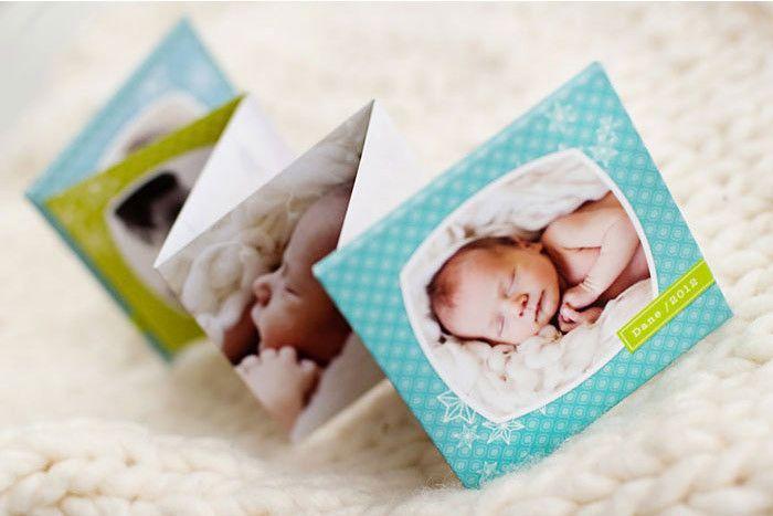 Accordion Mini Albums: Itty Bitty Baby Books