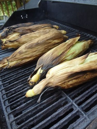 How To Cook Corn On The Cob On The Grill In The Husk Tshanina Peterson How To Cook Corn Grilled Sweet Corn Grilled Corn