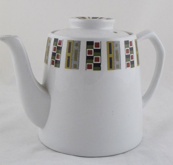 Pin by faith meo on Alfred Meakin China | Tea pots, Vintage